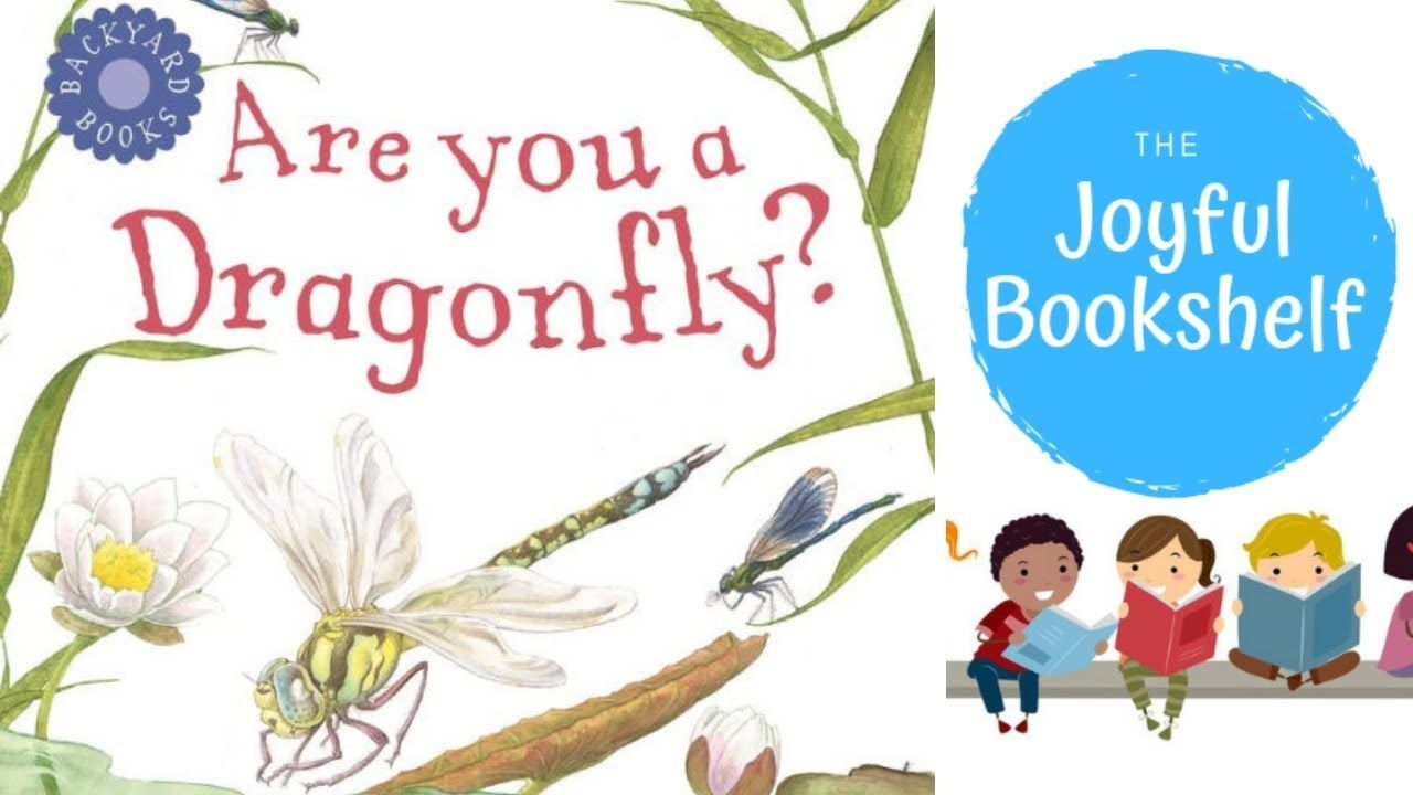 Are you a dragonfly read aloud for kids backyard