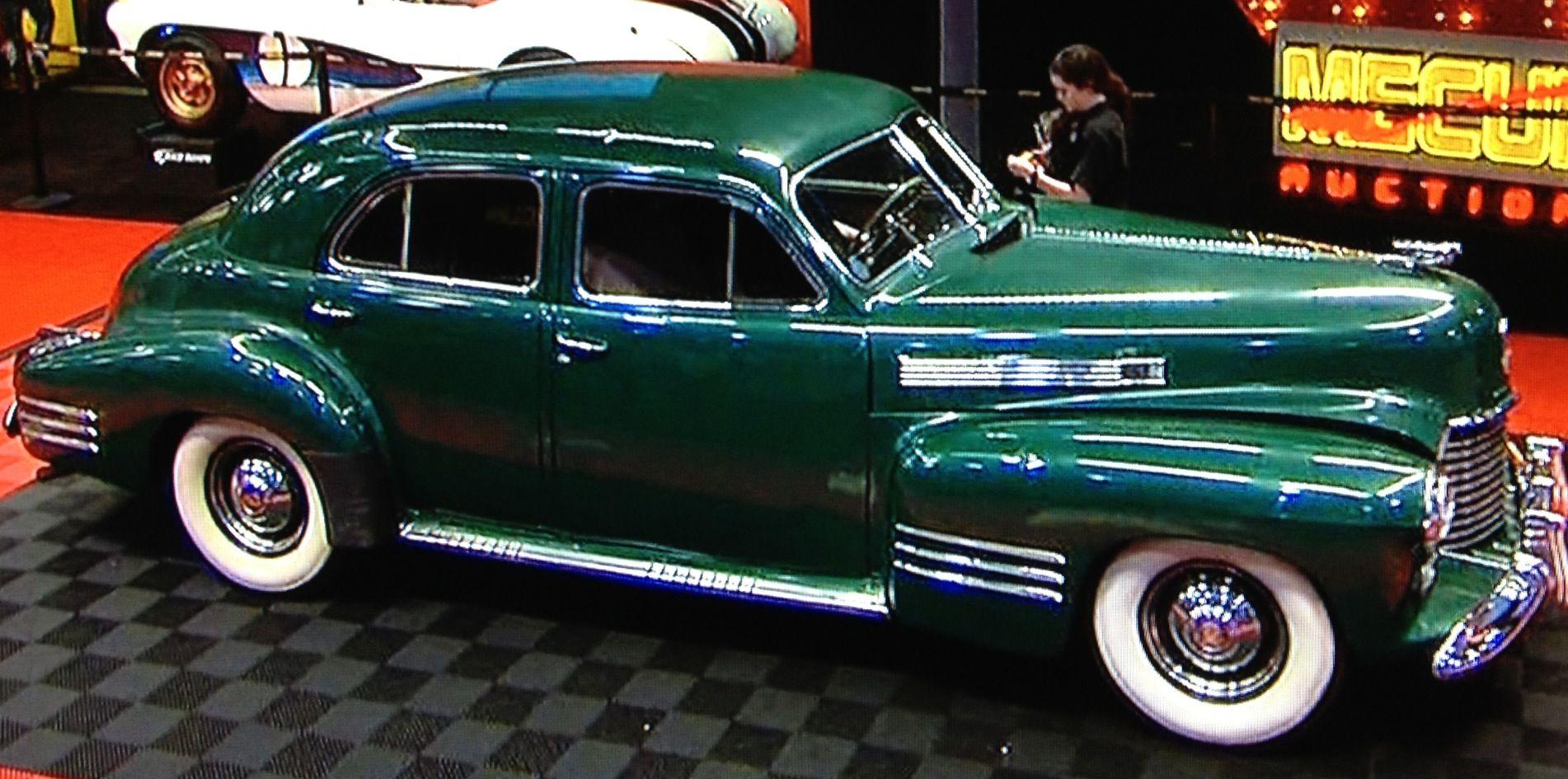 ☜(◕¨◕)☞ 1941 Cadillac Series 62