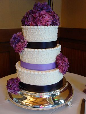 Wedding Cakes by Windy City Cakery