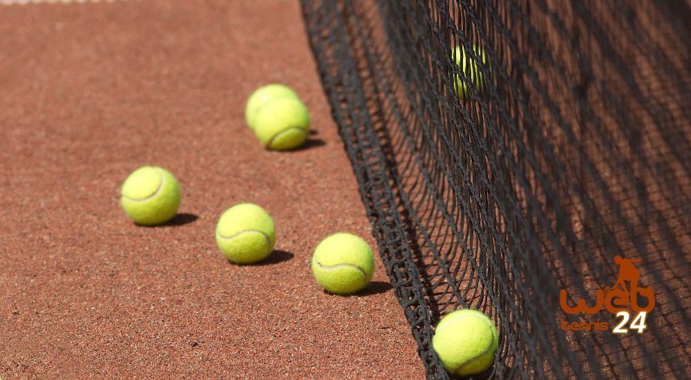 Creative Ways To Have Fun Picking Up Tennis Balls Free Tennis