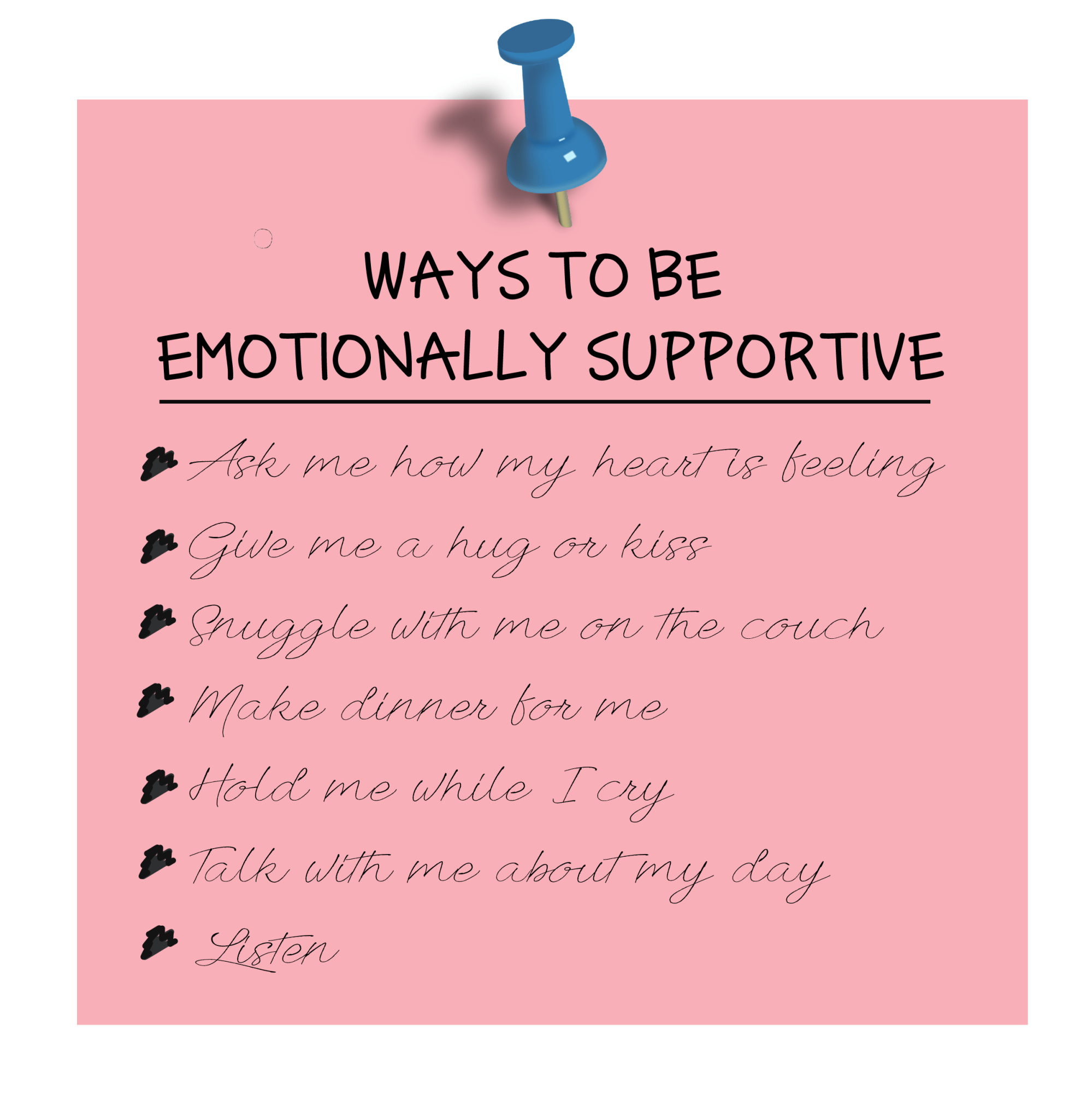 How to BE a Supportive Caregiver When You Can't DO
