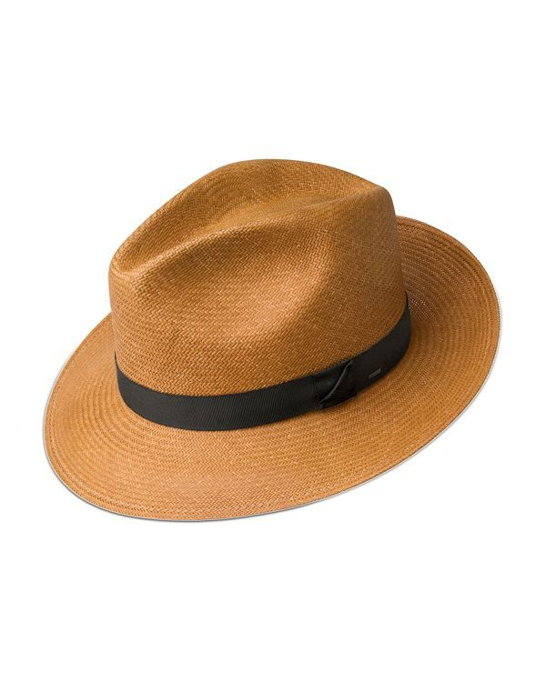 970ec45952bdc Bailey of Hollywood Blackburn Breed Grad Crown Panama Hat | Products ...