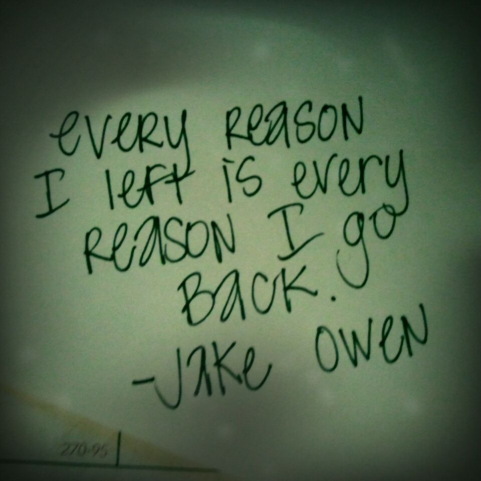 Jakeowen Lyrics Hometown Quotes Small Town Quotes Country Music Quotes