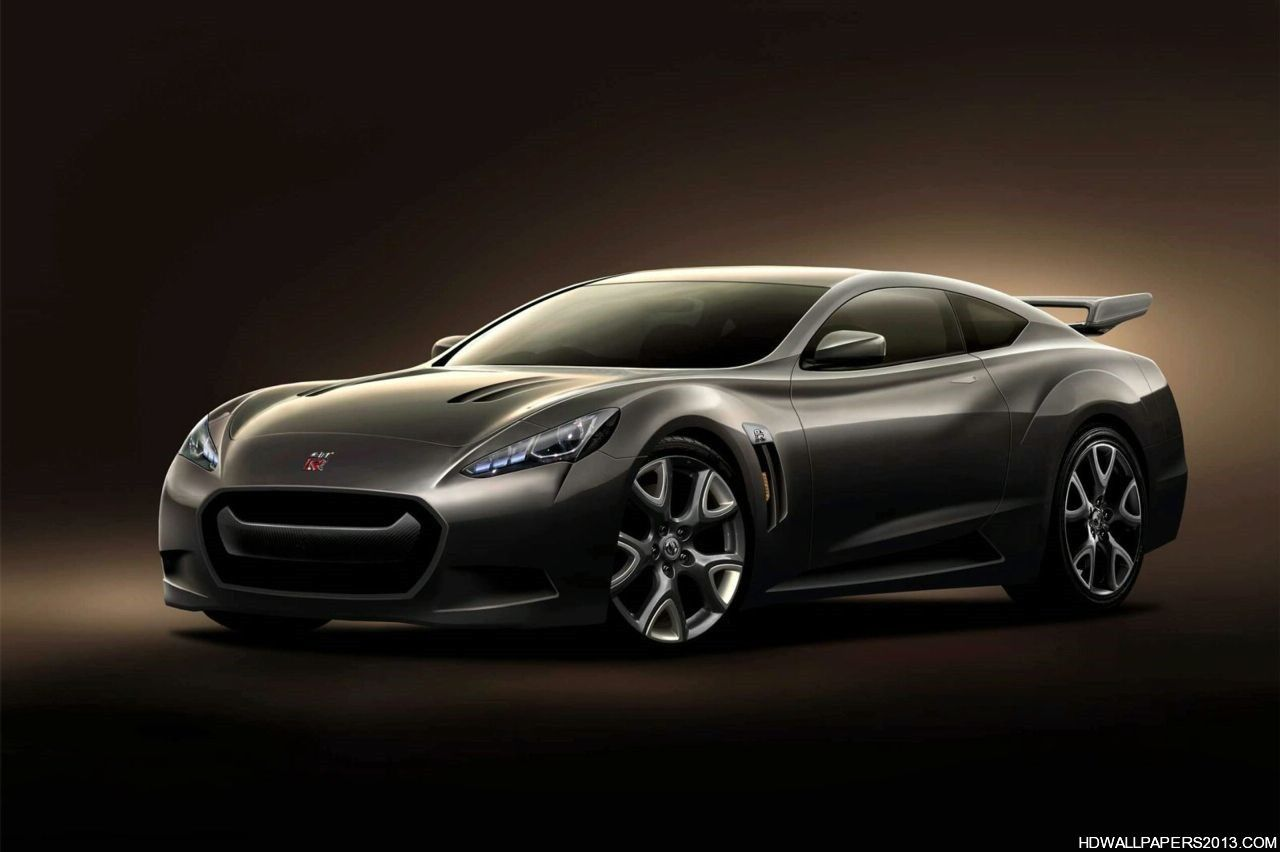 nice nissan gtr r36 concept | nissan automotive design | pinterest