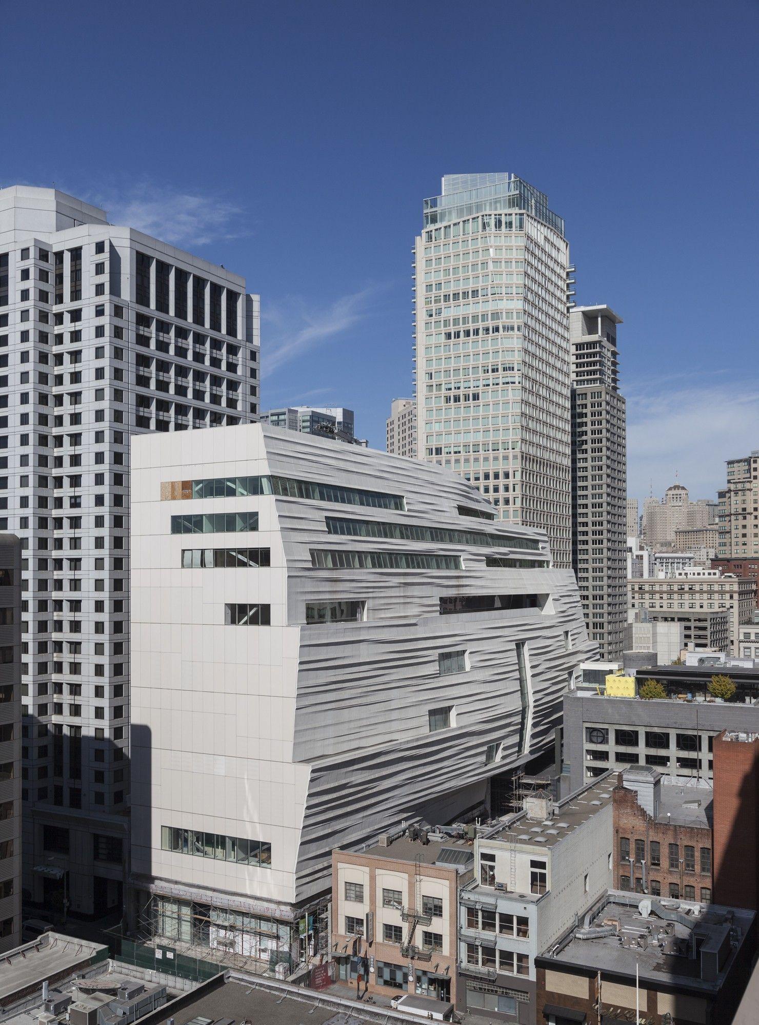 San Francisco Museum Of Modern Art Museum Of Modern Art San