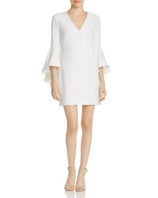 3eb561bd Milly Bell-Sleeve Nicole Dress | Bloomingdale's | I'd rock that ...