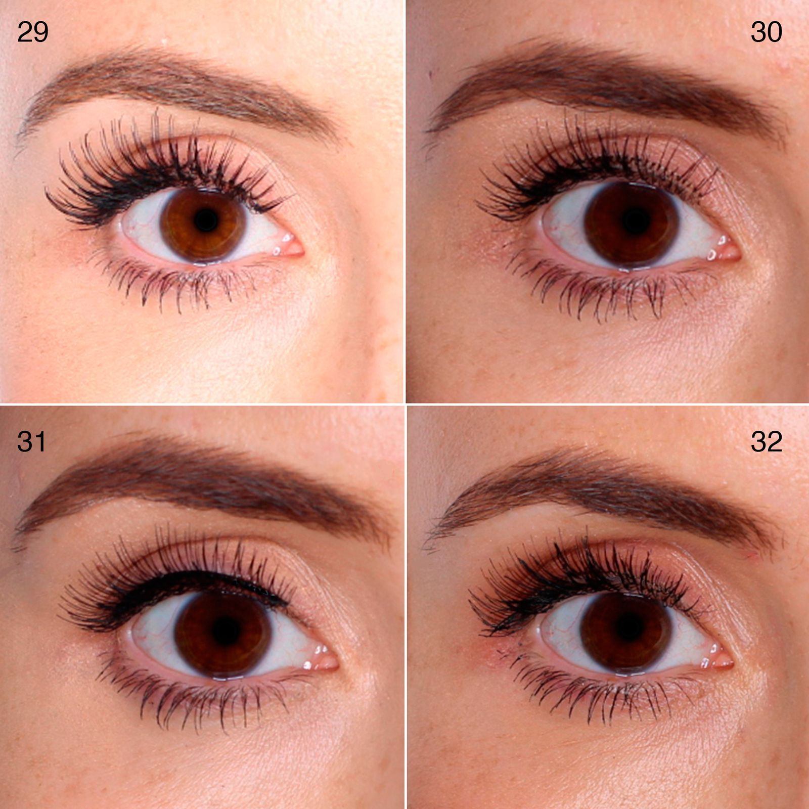 100 false lashes tested on ONE eye picture reviews Best