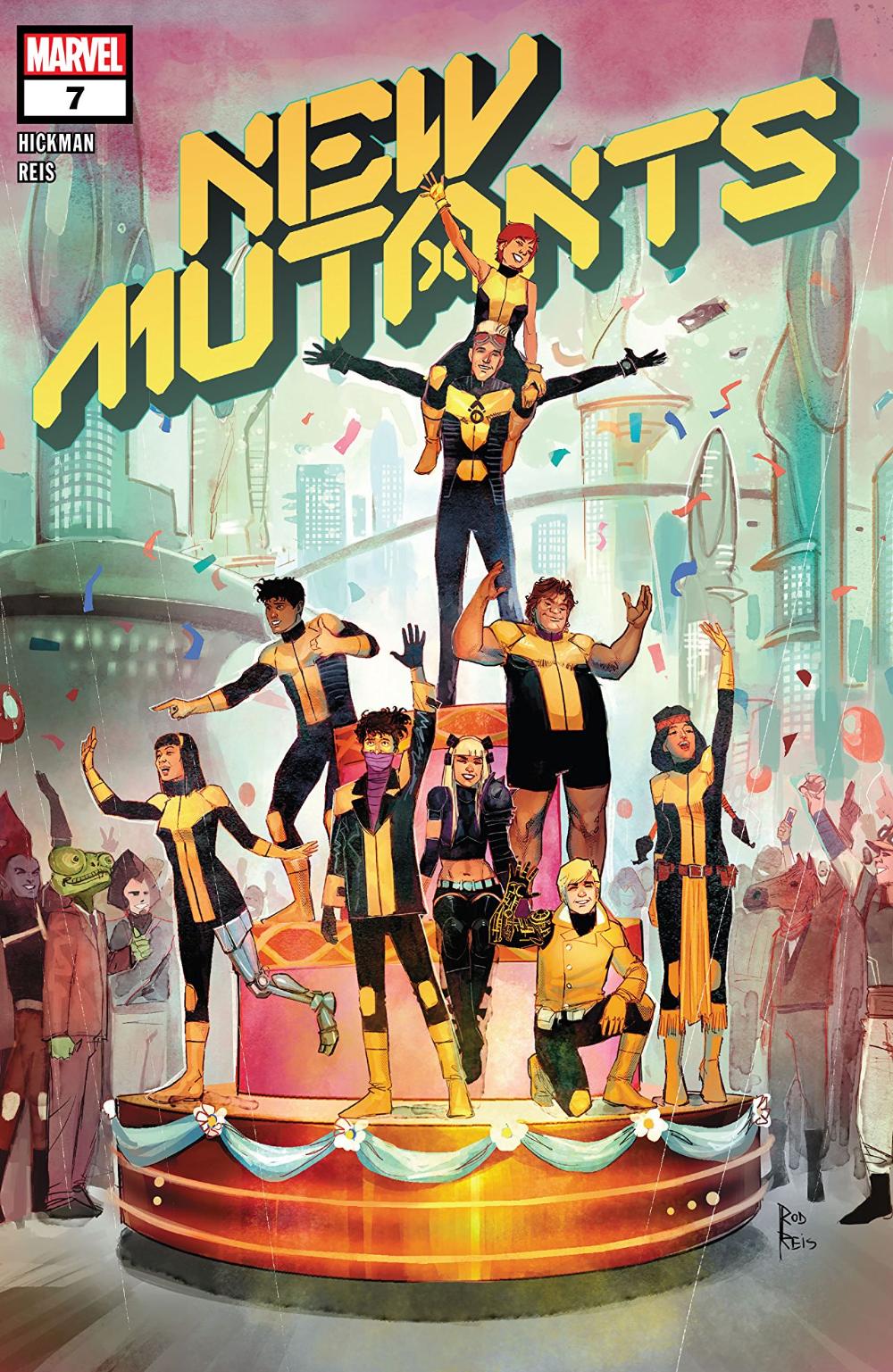 New Mutants 2019 7 V 2020 G Memy Persy