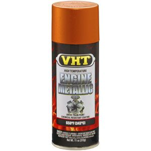 Vht Paints Burnt Copper High Temperature Engine Metallic Coating Sp402 Engine Paint Autozone Com Copper Paint Paint Cans Metallic Spray Paint