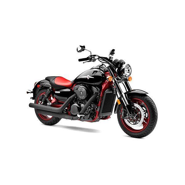 Cruisers Kawasaki Motorcycles & Motorbikes RaceReplica Motorcycles found on Polyvore