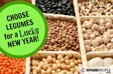 Need More Protein and Fiber? Try This Lucky Legume! via @SparkPeople
