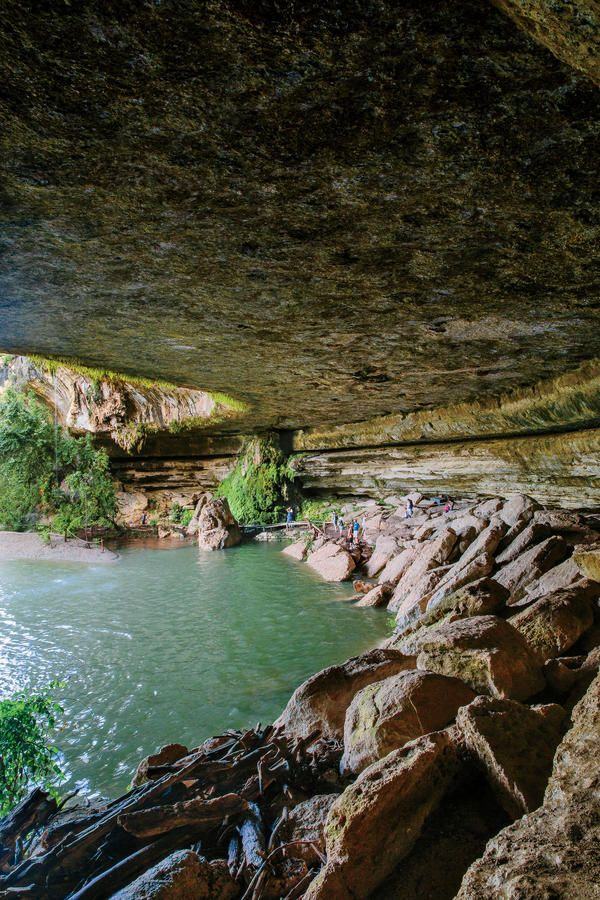 The South's Best Swimming Holes And Waterfalls