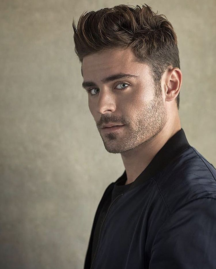 Pin By Trish A On People Zac Efron Hair Haircuts For Men Zac Efron