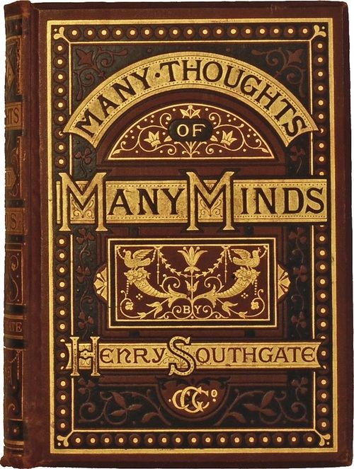 Many Thoughts of Many Minds  1880