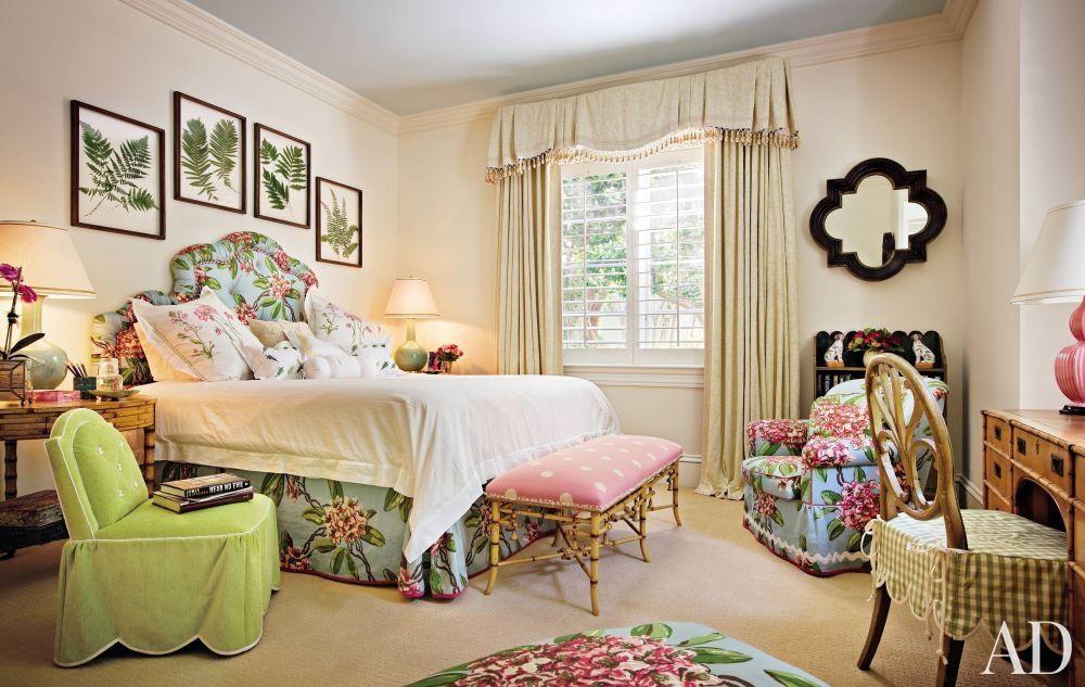 Mario Buatta Hall | Traditional Bedroom by Mario Buatta | AD DesignFile - Home Decorating ...