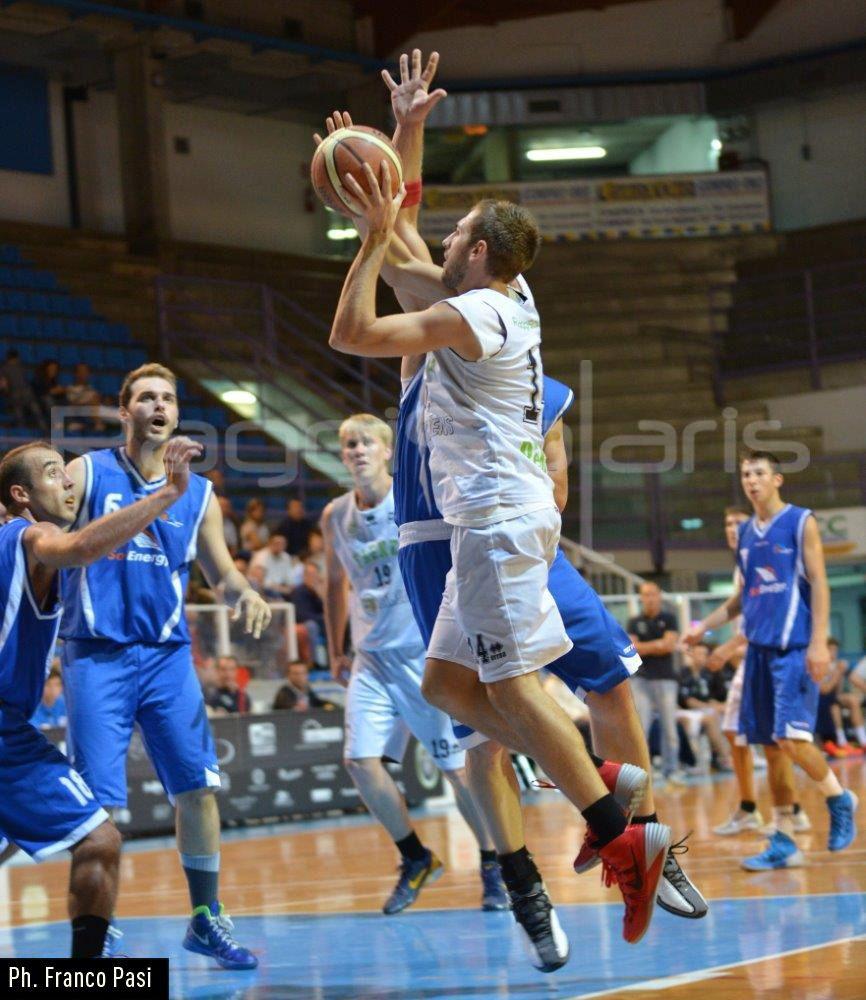 Raggisolaris Faenza - Basket - Stefano Squarzoni, Guardia/Ala - C Regionale 2013.2014, Emilia Romagna
