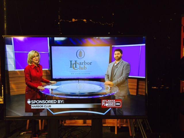 Harbor Club on # LakeOconee was featured on CBS46 Atlanta