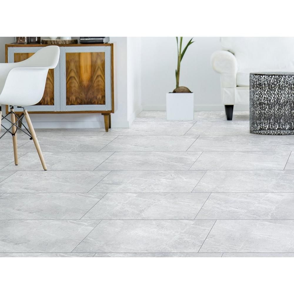 Floor And Decor Bathroom Tile Interesting Nepal Gray Porcelain Tile  Porcelain Tile Porcelain And Guest Bath Decorating Inspiration