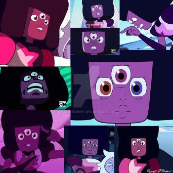 Garnet Eye Edits 3 By Swaggbunny Steven Universe Favorites
