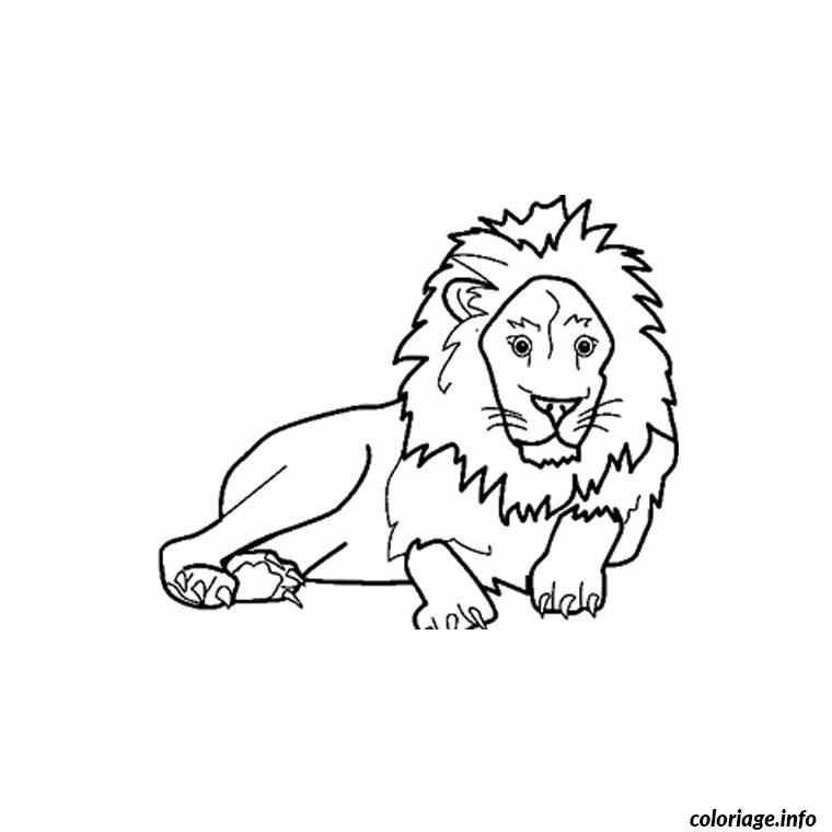 Coloriage D Afrique A Imprimer Frais Coloriage Animaux Savane