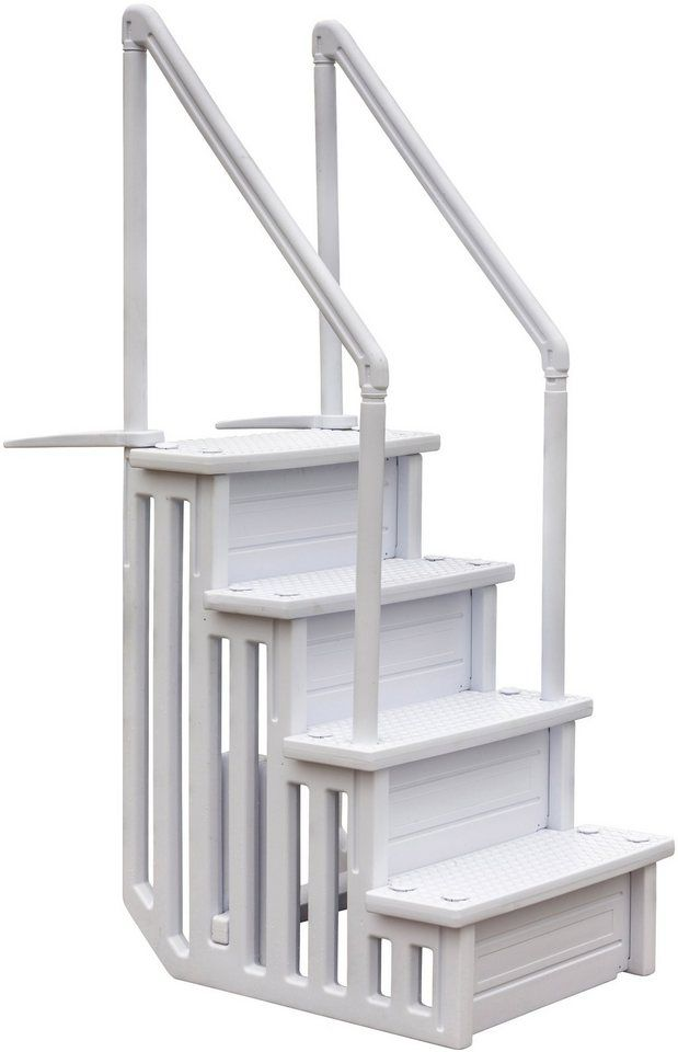 GRE Pool Treppe »Easy Entry Synthetic«, BxH: 50 X 206 Cm