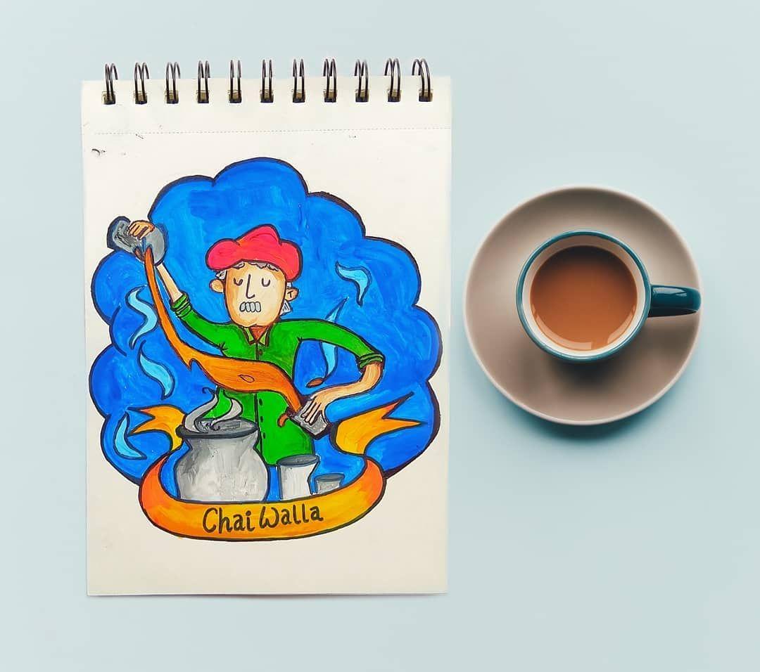 To all the life problems ----- Chai is the answer!☕ Not a beverage,but an emotion.🥰 . . . . #art #minimalism #minimalist #minimalstyle #minimalmood #myart #myartisbeautifullybizzare #minimal #keepitsimple #tealover #teaisalwaysagoodidea #teaistheanswer #sketch#chumbak #chumbakindia #chumbakinspired #doodling #chai #chaitea #tea #teatime #chaiislove #teaislife #chaiforlife #pintrest #shopchumbak #chumbakdesigns #decor#goaindia#fridgemagnets