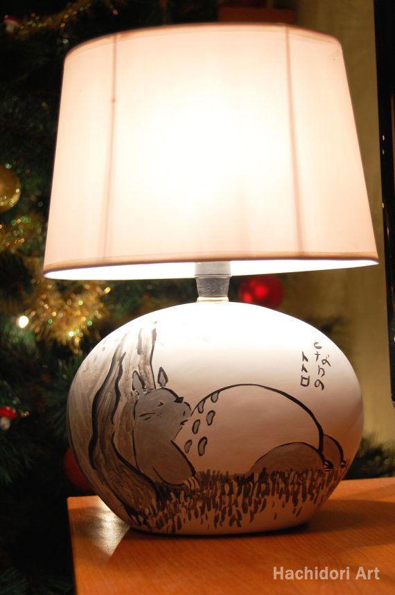 Lamp Of Totoro Ghibli Studio Ghibli Art Totoro Ghibli