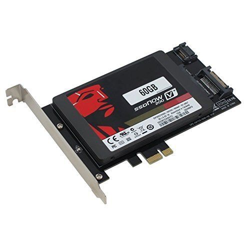 Sedna Express Pcie Sata Adapter Advantages The Sedna Express Pcie Sata Adapter Is Easily The Best Deal For Less Than 50 Price A Ssd Adapter Computer Software