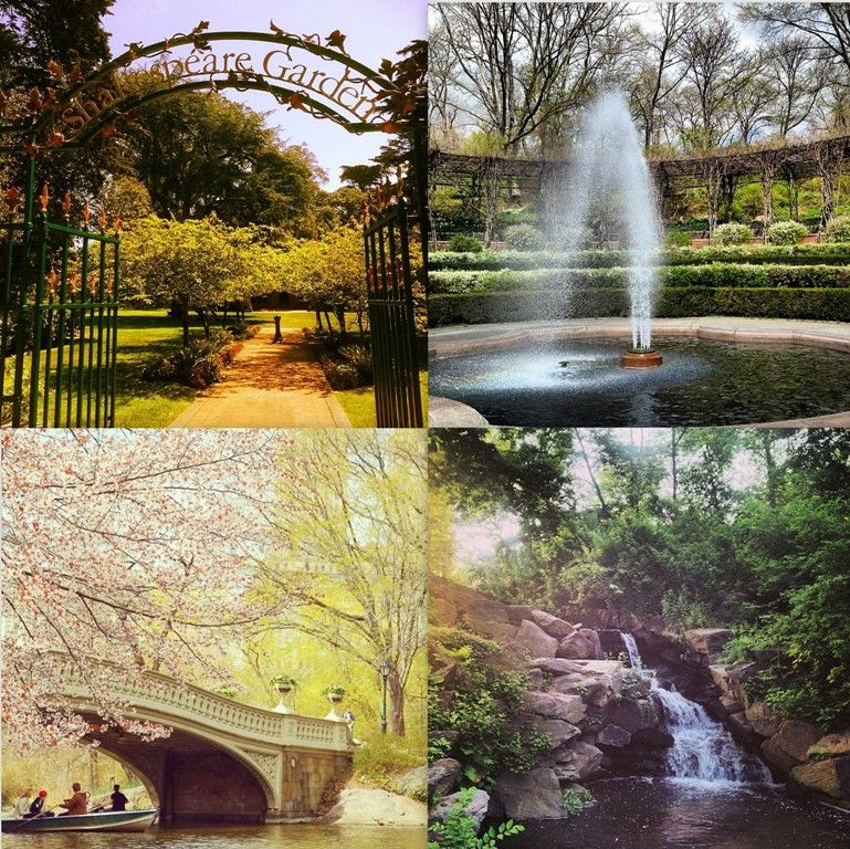 Bored of tanning at Sheep's Meadow? Check out these hidden #CentralPark gems: http://ow.ly/wupYo #nyc #summer