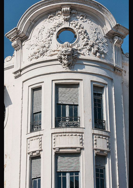 Art Deco Architecture In Casablanca Morocco Art Deco Art Nouveau