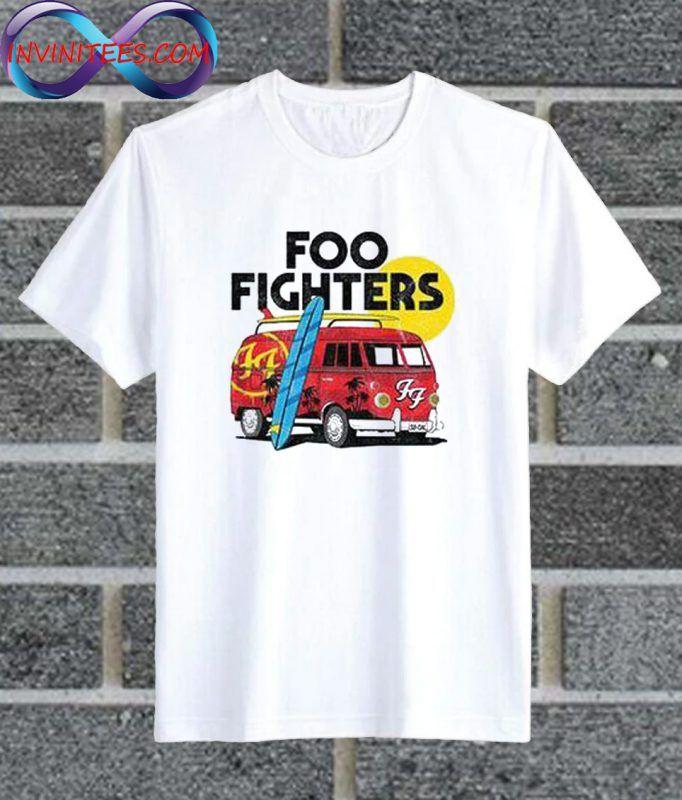 13d503812 Foo Fighter Van Kids T Shirt in 2019 | T-Shirt invinitees | Vans ...