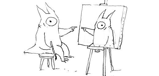 An Interview Without Words: Illustrator Shaun Tan Draws Conclusions - SPIEGEL ONLINE