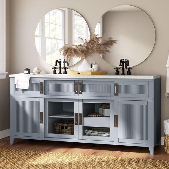 Spa Like Paint Colors for Bathrooms | Green bathroom ...