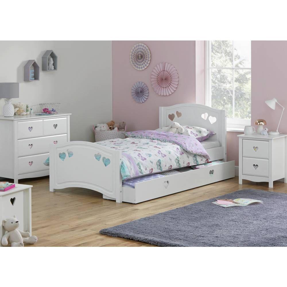 Buy Argos Home Mia Single Bed Frame White Kids Beds Argos Single Bed Frame White Single Bed Frame White Kids Bed