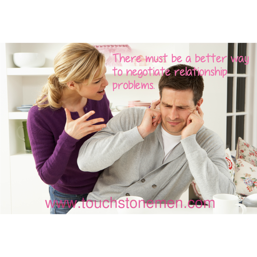 How to stop nagging. Most men will admit that the thing they hate most in a relationship is a nagging woman. http://www.touchstonemen.com/7-tips-on-how-to-stop-nagging/