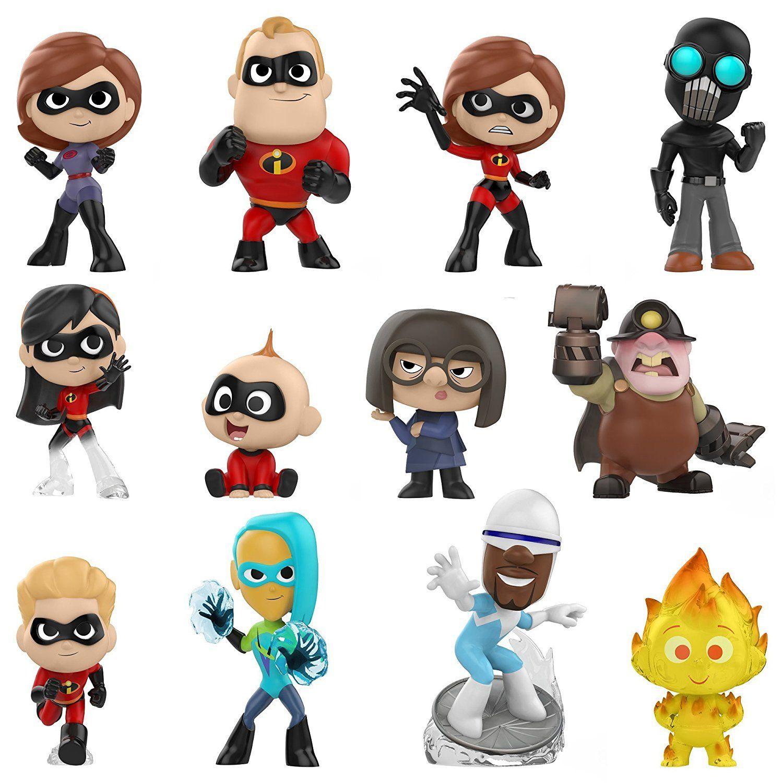 Funko Mystery Minis Incredibles 2 Helen Parr Elastigirl # 2