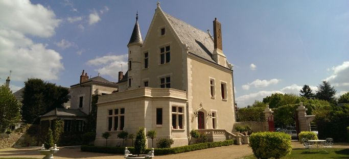 Special offers hotel in Amboise, the Manoir Saint Thomas