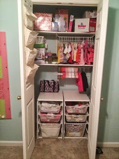 Ikea Algot Storage System For Closet Organization. Sparking An Idea For  Shoe Storage.