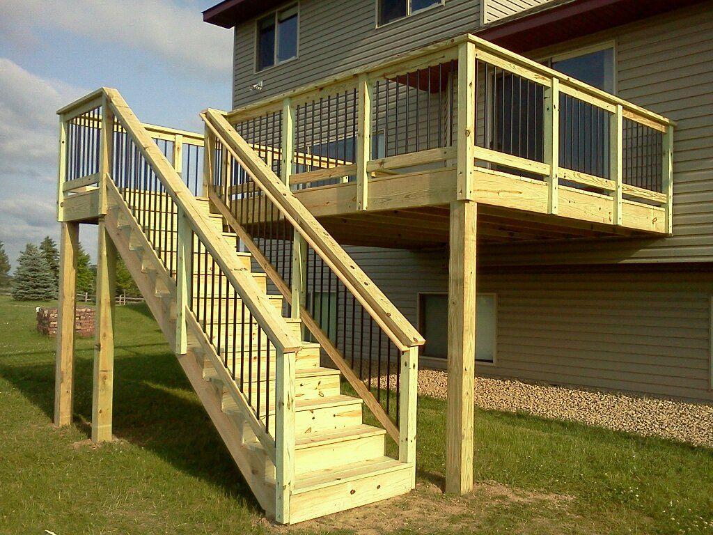 Image result for deck railing Building a deck, Deck