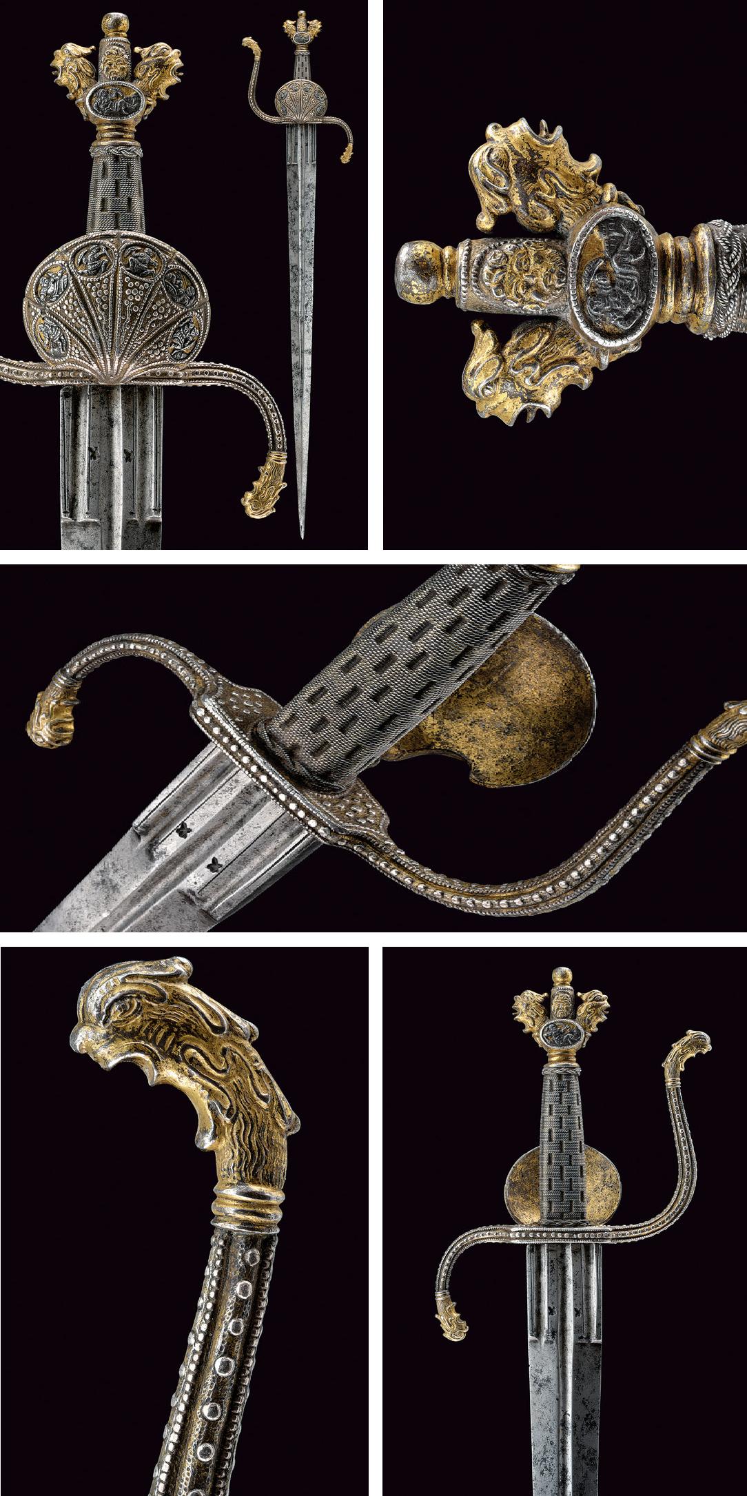 SWORDS, RAPIERS provenance: North Italy dating - Pinterest