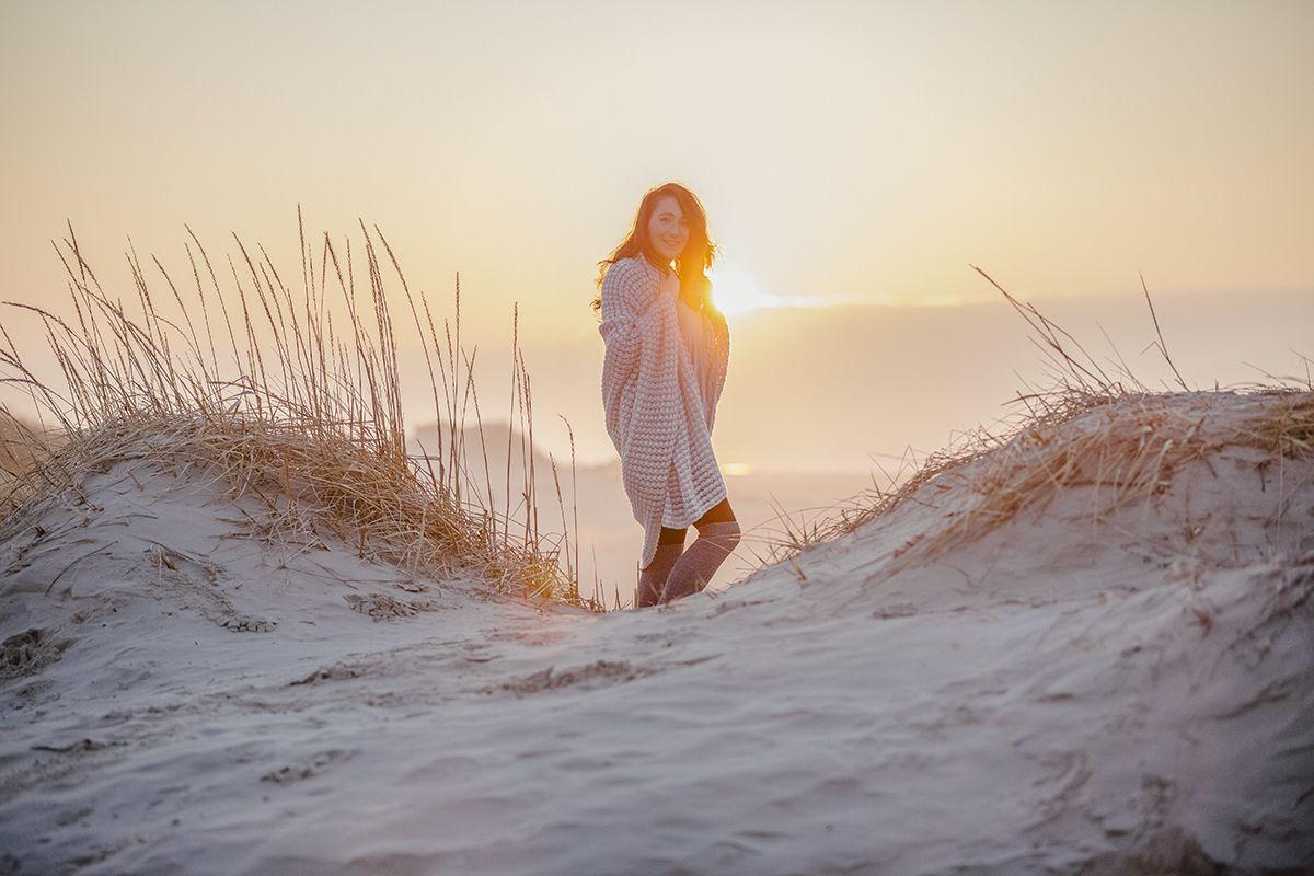 Portrait, Portraitfotografie, Outdoorshooting, Outdoorportrait, Outdoor, Natur, Dänemark, Meer, Strand, Strandshooting