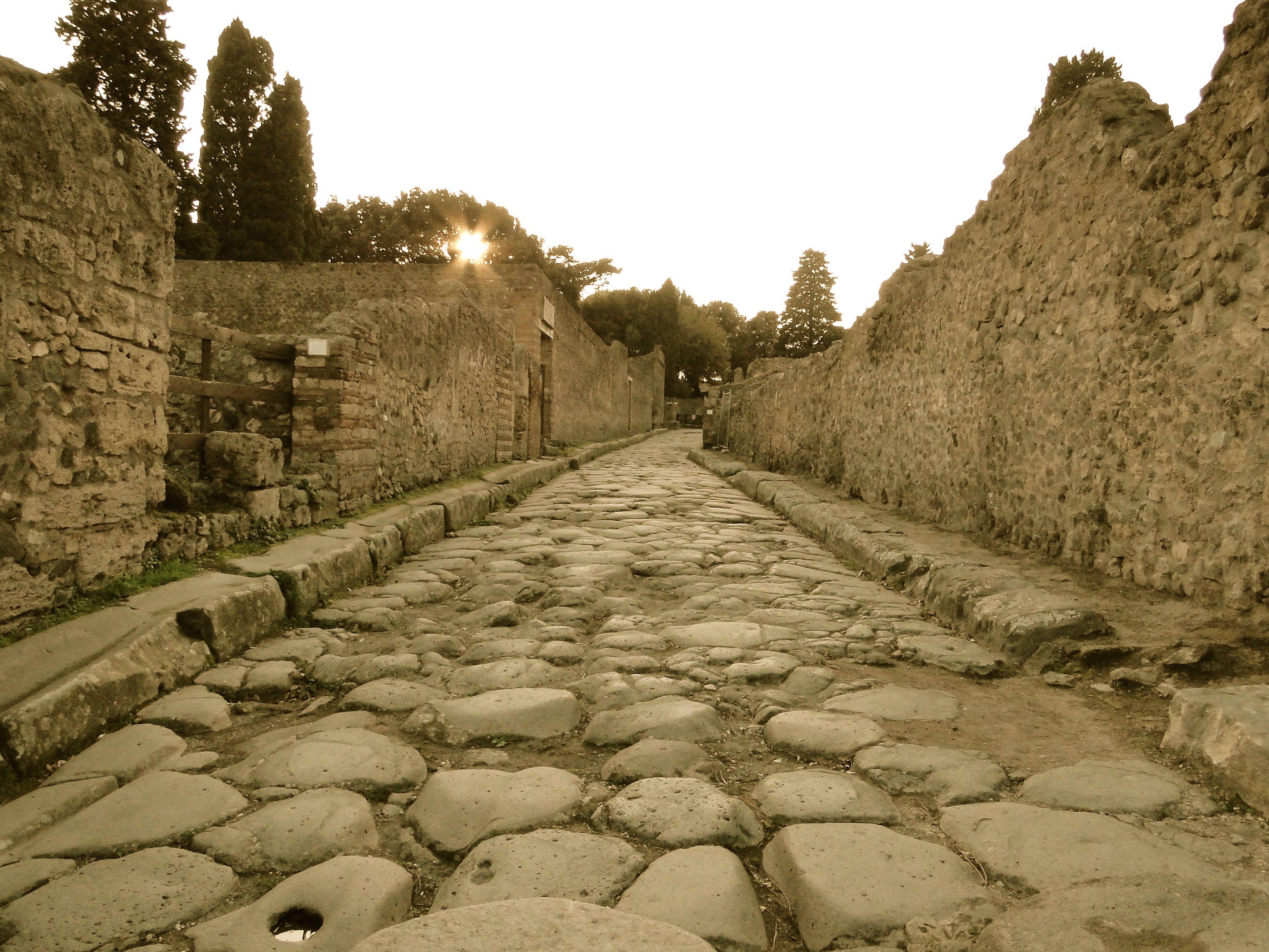 Pompeya - Sur de Italia