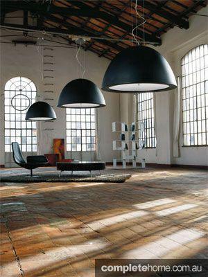 Interior Design: Modern Warehouse