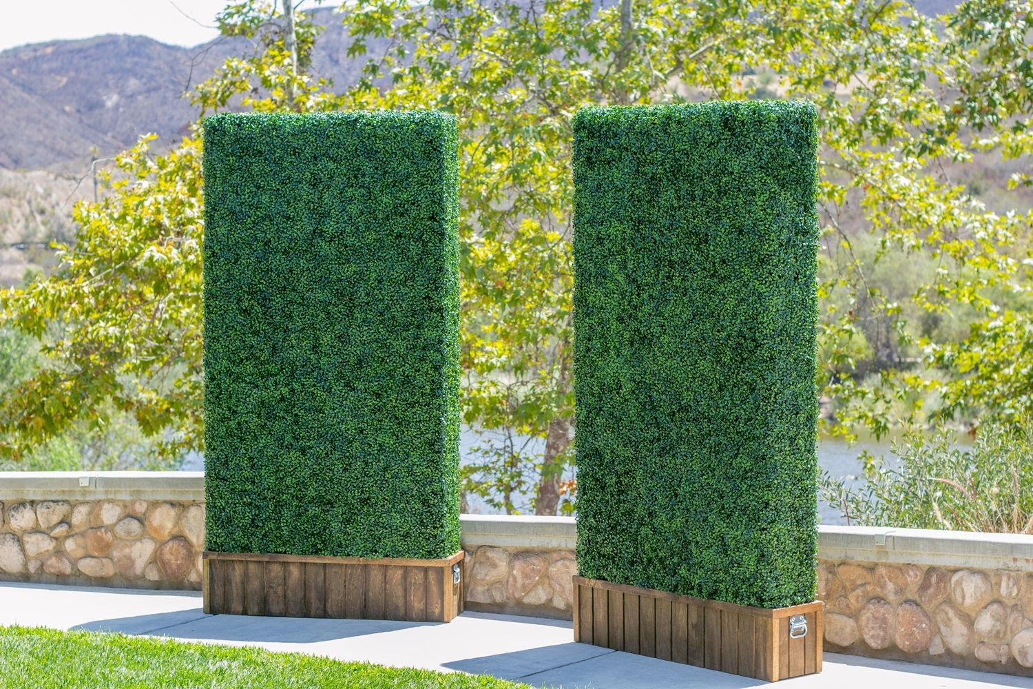Hedge Panel For Sale Garden Fence Panels Fence Design Artificial Boxwood