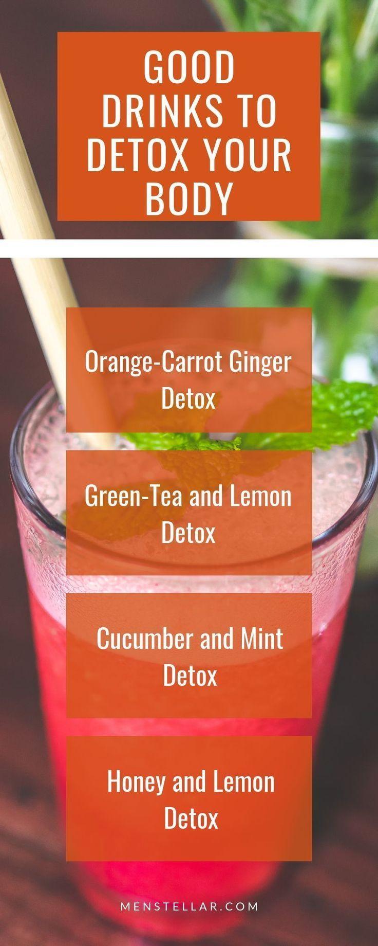 Körper Entgiften Grüner Tee