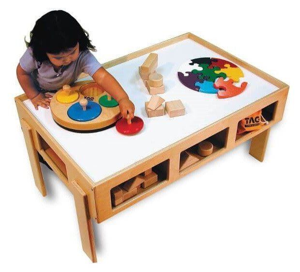 The Toddler Activity Table Is Sturdy, Spacious And American Made! This Play  Table Will Prove To Be A Favorite Play Space For Your Child.