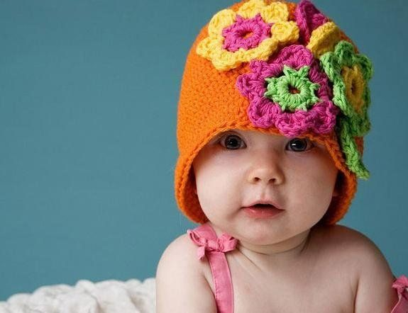 Image detail for -... models Baby spring Hats cute hat children cap ...
