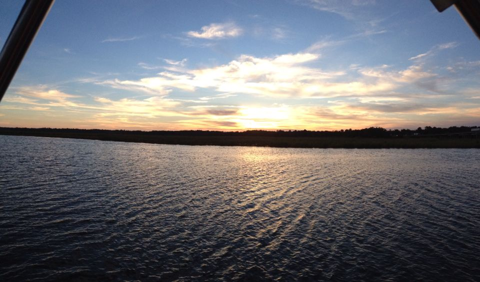 Mississippi : Pascagoula River sunset :)