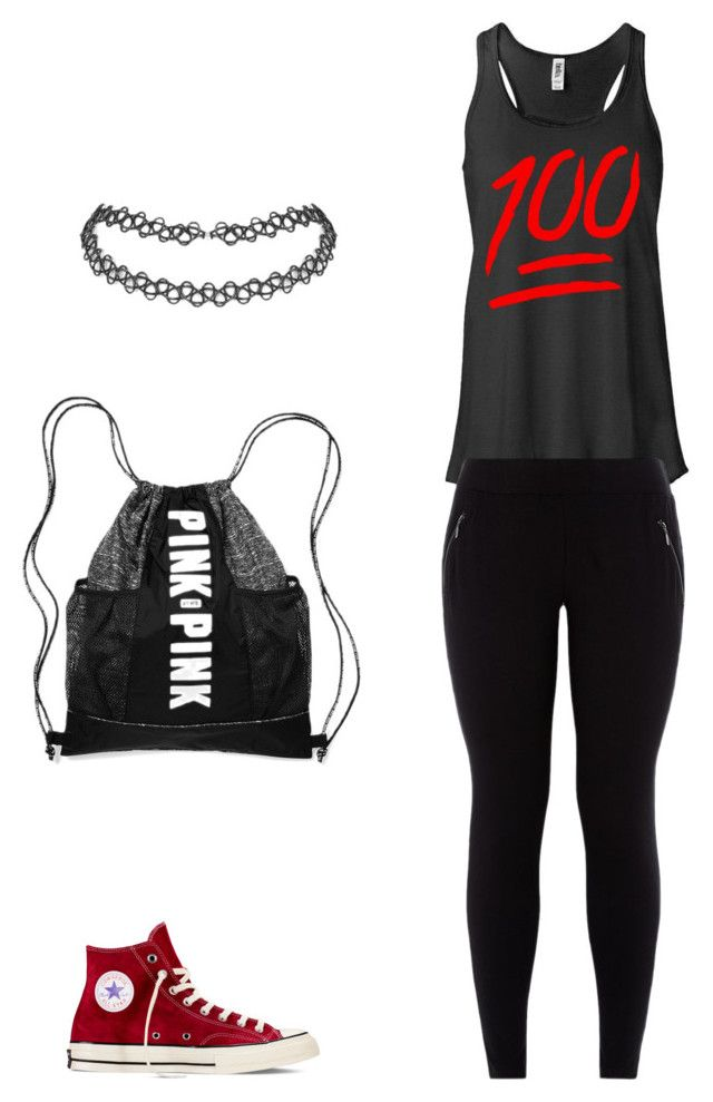 """"""" fashion 299 """" by veronicaleigh777 on Polyvore featuring Converse"""