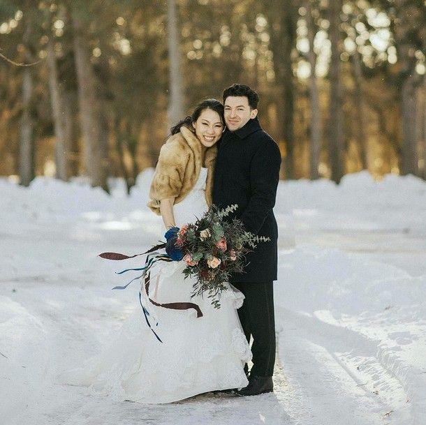 200 Stunning Winter Wedding Flower Ideas You Must Have